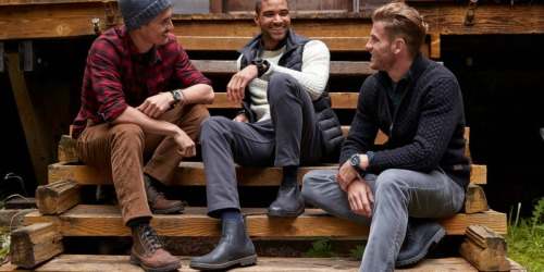 Up to 80% Off Dockers Men's Shoes & Boots + Free Shipping