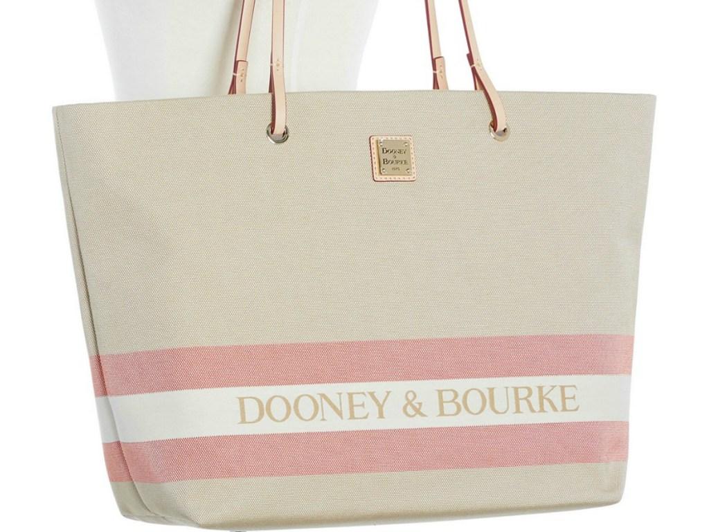 Dooney & Bourke Canvas Tote