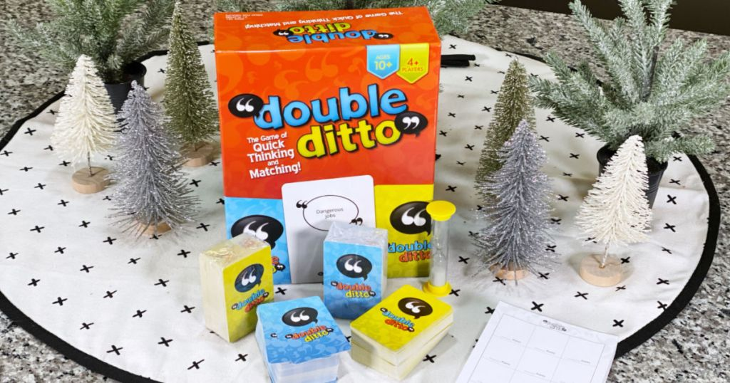 Double Ditto Board Game