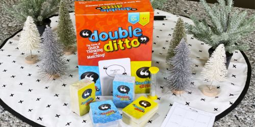 Double Ditto Family Party Board Game Only $15 on Amazon