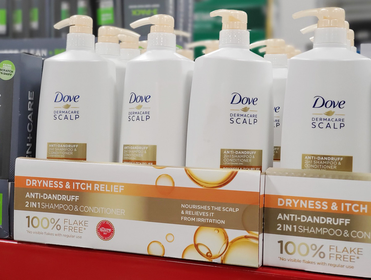Dove Dermacare Shampoo & Conditioner