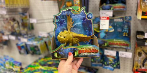 Over 50% Off How to Train Your Dragon Toys at Target | Online & In-Store