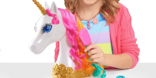 Barbie Dreamtopia Unicorn Styling Head Only $11.24 Shipped at Target (Regularly $25)