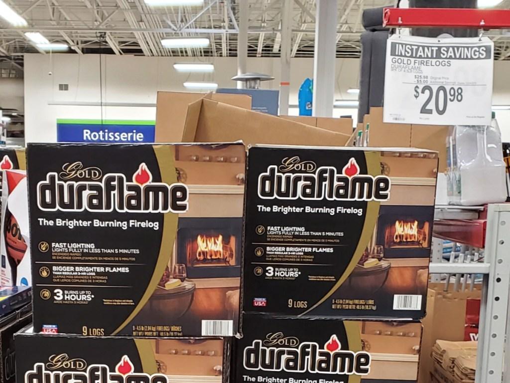 Duraflame Logs