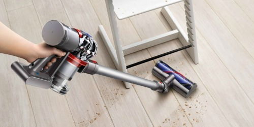 Dyson V7 Motorhead Origin Cord-Free Vacuum Only $199.99 Shipped (Regularly $300)