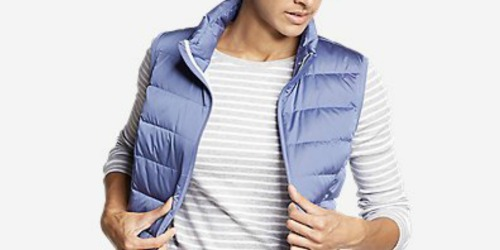 Eddie Bauer Men's & Women's Down Vest Only $34.99 Shipped (Regularly $80)