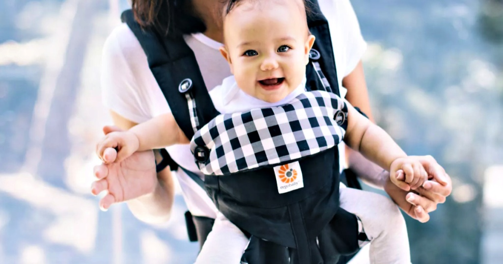 Ergobaby 360 All Carry Positions Ergonomic Baby Carrier