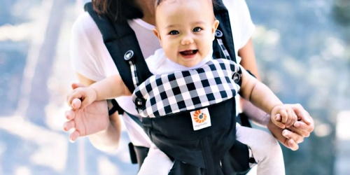 Ergobaby 360 All Carry Positions Baby Carrier Only $75.99 Shipped for Target RedCard Holders