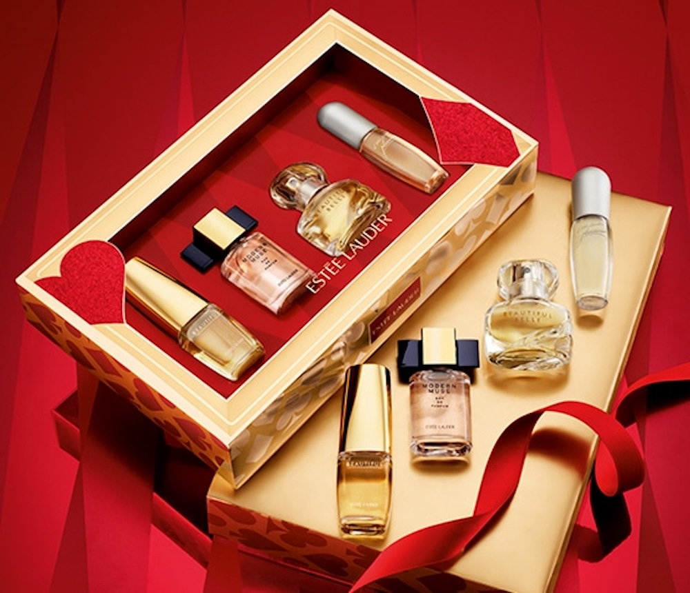 Estee Lauder Fragrance Set
