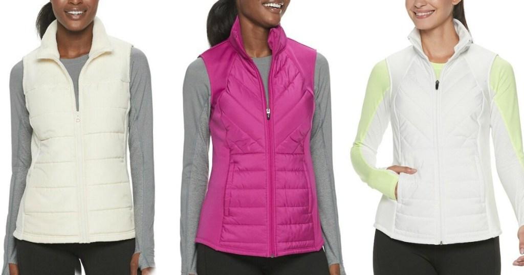 FILA SPORT Women's Vests