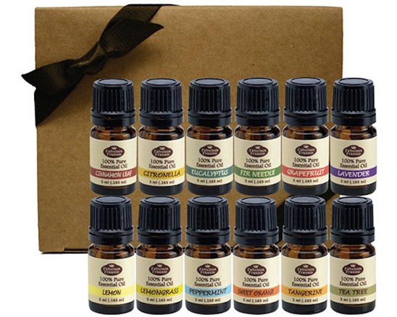 Fabulous Frannie Aromatherapy Starter Kit Set of 12