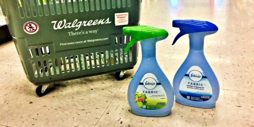 Febreze Products Just $1.50 Each at Walgreens | In-Store & Online