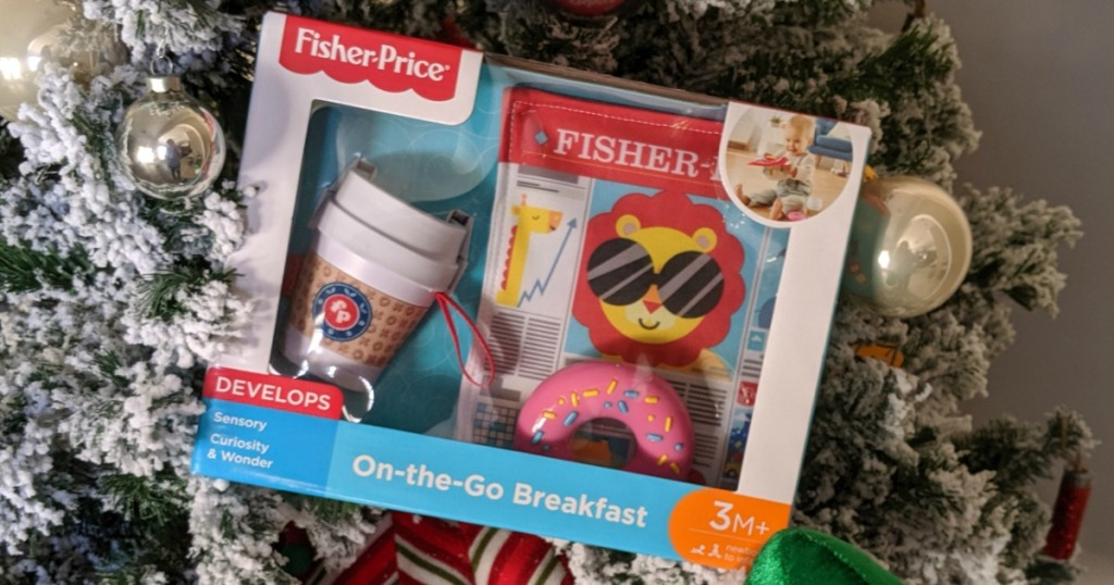 Fisher Price Breakfast Toys