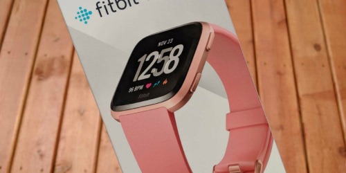 Fitbit Versa 2 Bundle Only $144.98 Shipped at Costco (Regularly $190)