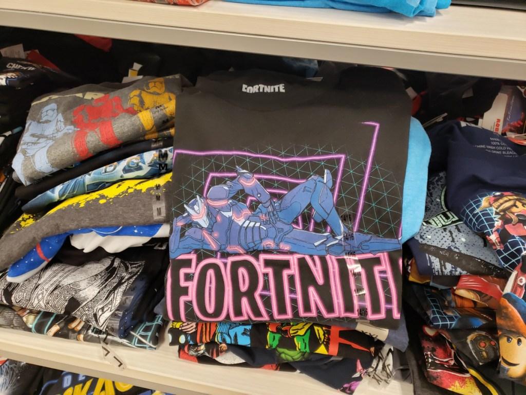 Fortnite Clothing at Kohls