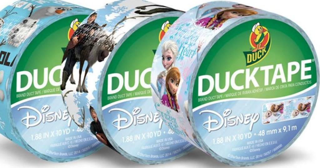Frozen Duck Tape