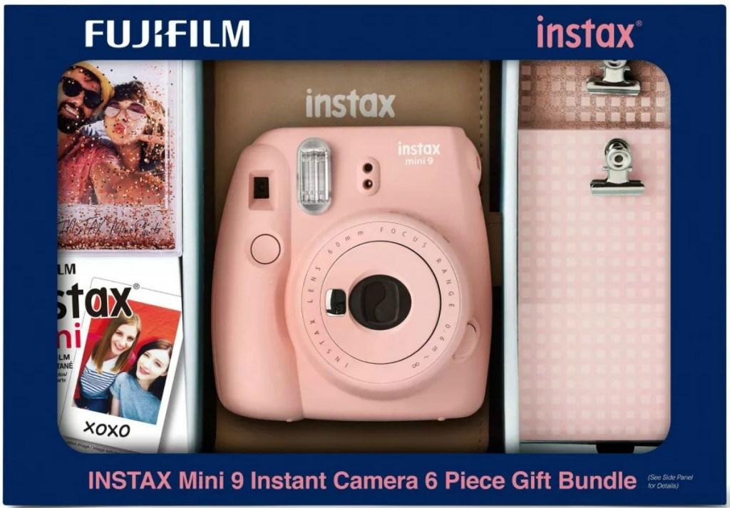 Instax Mini Camera Bundle