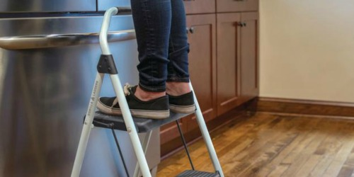 Gorilla Ladders 2-Step Stool Only $14.88 at Home Depot + More