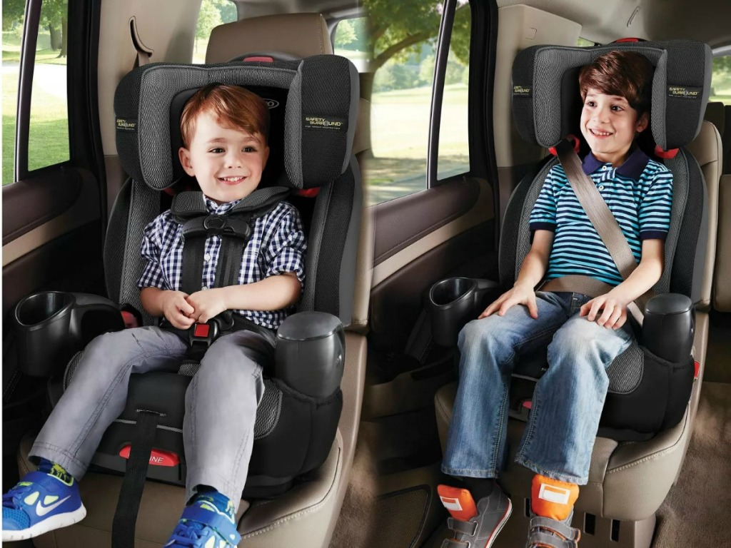 Graco Booster Seat in two styles