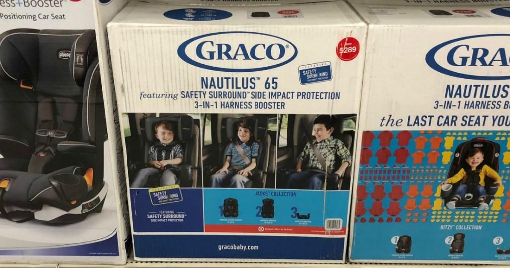 Graco Nautilus 65 Booster Car Seat