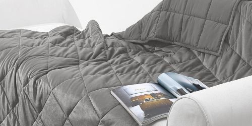 NEX Cotton Weighted Blankets as Low as $24.99 at Walmart