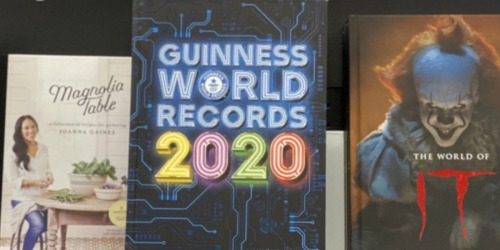Guinness World Records 2020 Hardcover Book Only $7.49 (Regularly $29)