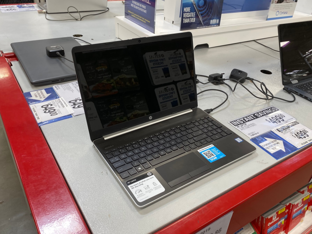 HP Laptop (1)