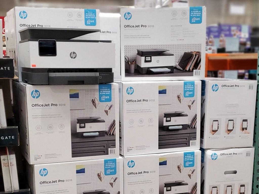 HP Printer at Costco