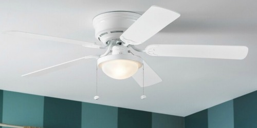 Harbor Breeze 52-Inch Ceiling Fans Only $34.98 Shipped (Regularly $60)