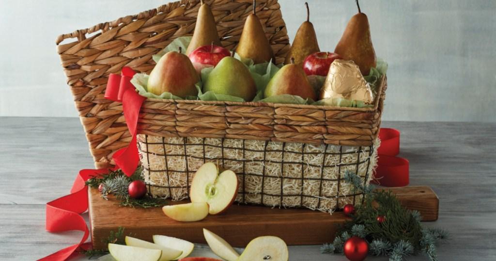 Harry & David Fruit Basket