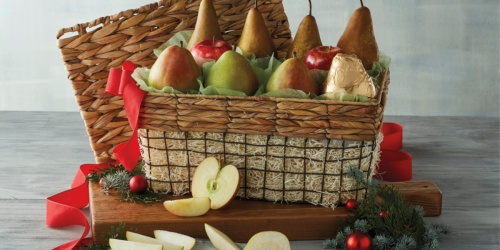 Harry & David Holiday Fruit Gift Basket Only $29.99 Shipped | Great Gift Idea