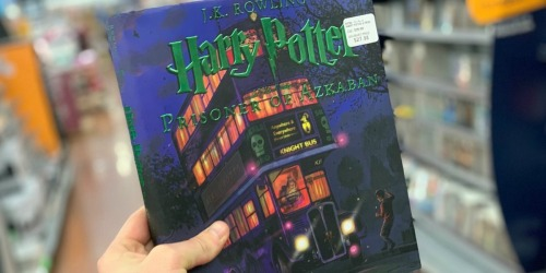 Three Harry Potter Books Just $48 Shipped | Only $16 Each