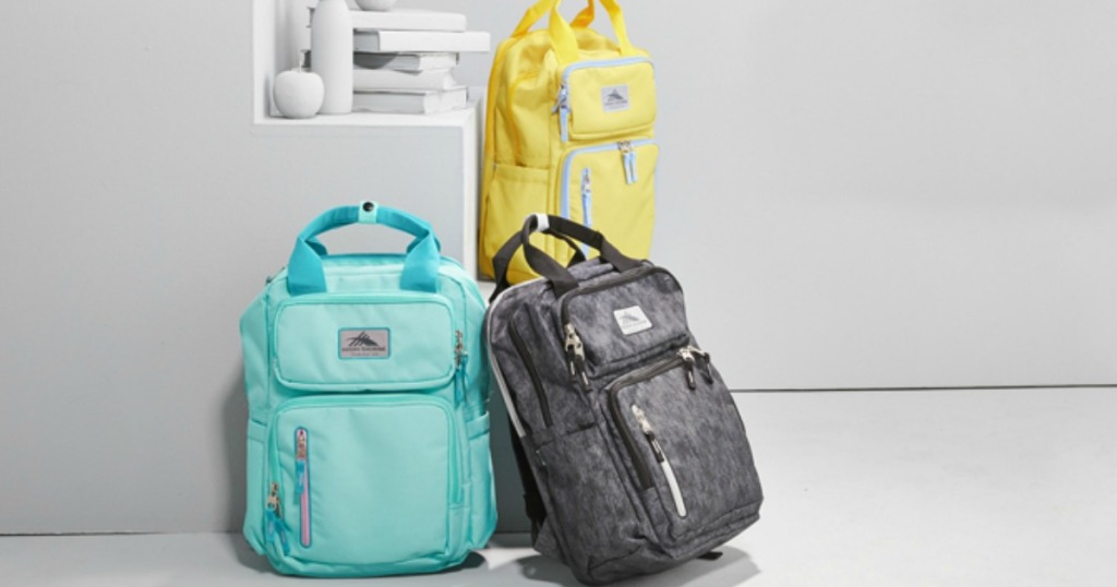 High Sierra Mindie Backpacks