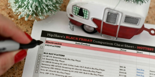 Our 2020 Black Friday Price Comparison Cheat Sheet is Here!