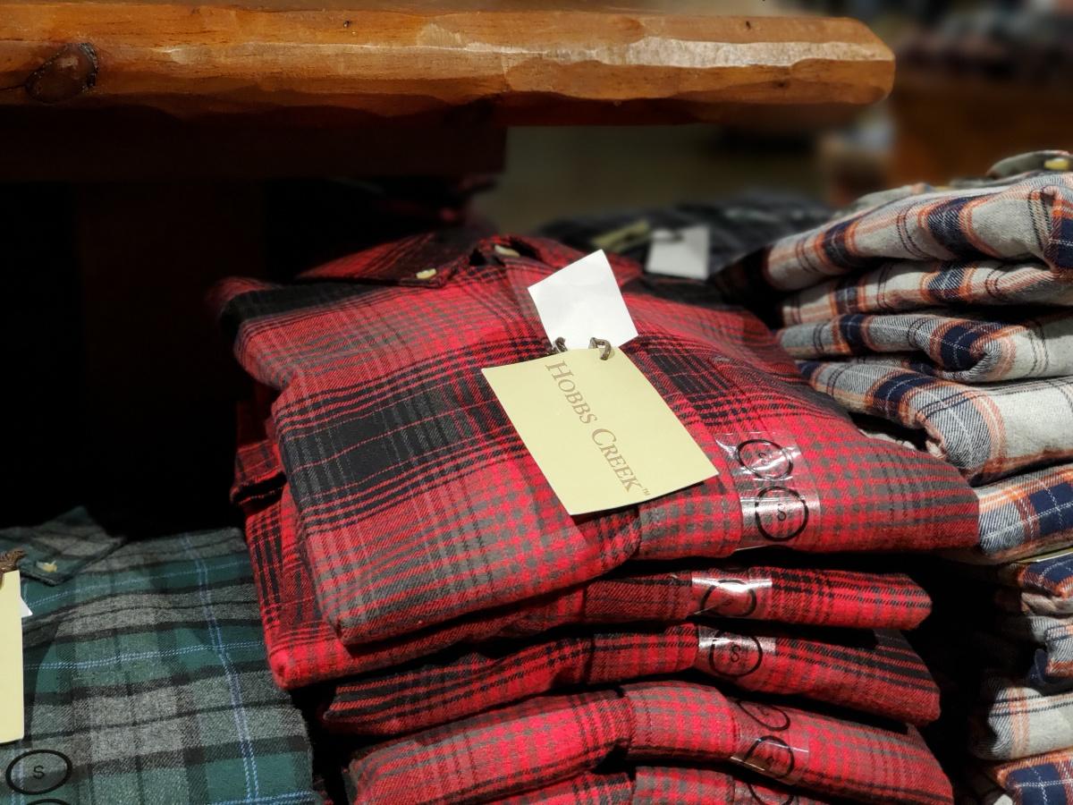 Hobbs Creek Men's Flannel Shirt