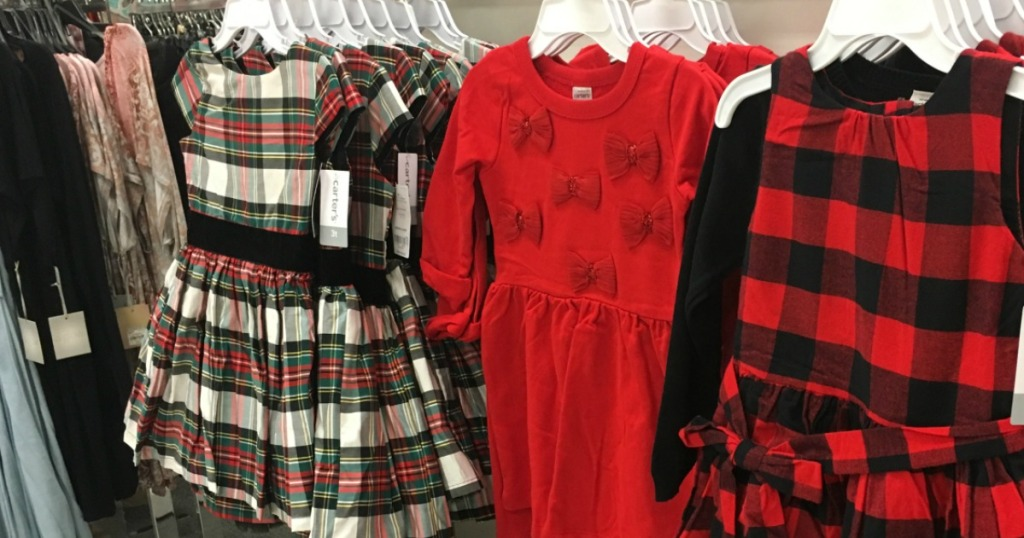 Carter's Holiday Dresses