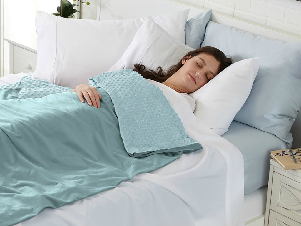 Home Fashion Designs Weighted Blanket