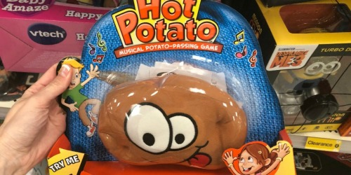 Hot Potato Game Only $9.99 (Regularly $20) | Fun Gift Idea