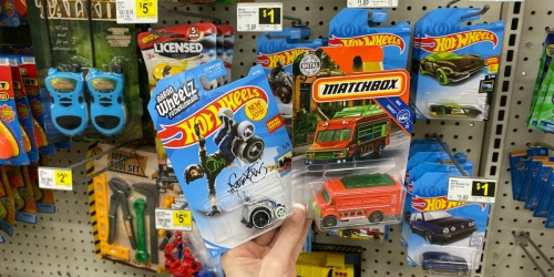 Buy One Hot Wheels or Matchbox Car, Get One Free at Dollar General