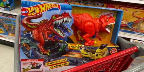 Up to 50% Off Hot Wheels Tracks & Playsets at Target