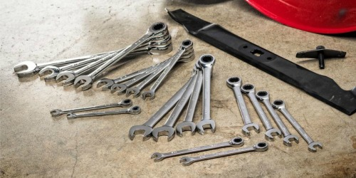 Husky 20-Piece Wrench Set Only $49.88 Shipped on HomeDepot.com (Regularly $80)