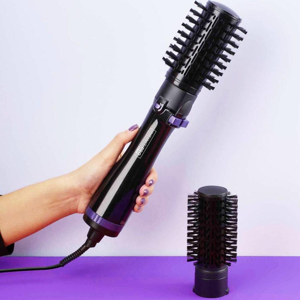 Rotating Hair Styling Brush