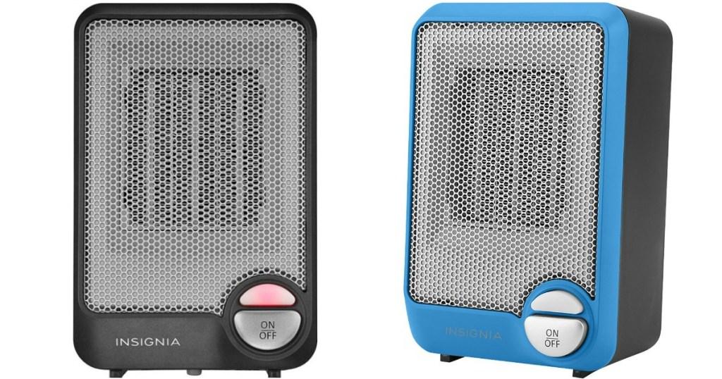 Insignia desktop heaters