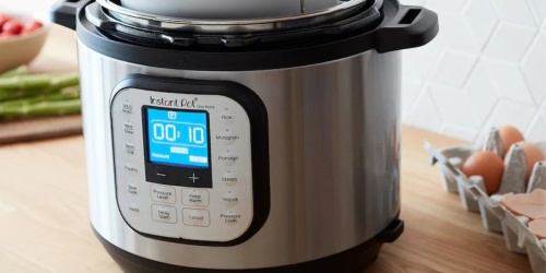 Instant Pot Duo Nova 7-in-1 Pressure Cooker as Low as $41.99 Shipped at Kohl's + More