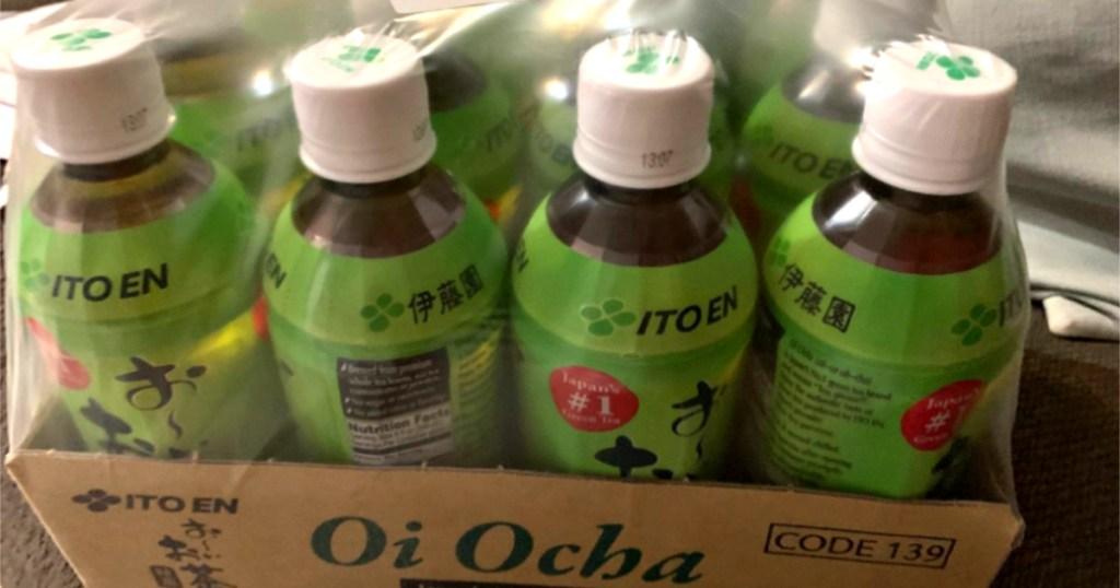 12 pack of green tea