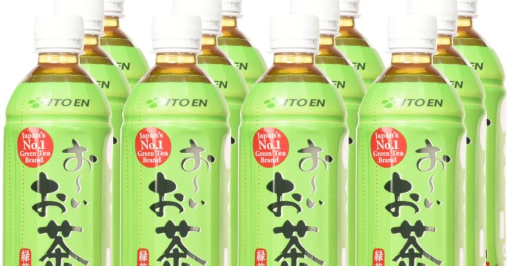 12 pack of ito en tea oi ocho green tea
