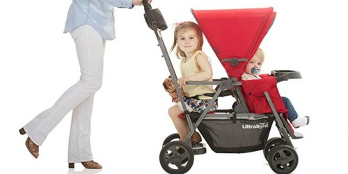 Joovy Caboose Ultralight Graphite Stroller Just $119.97 Shipped at Amazon (Regularly $250)