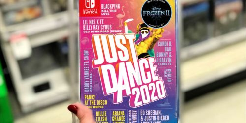 Just Dance 2020 Video Game Only $19.99 on GameStop.com (Regularly $40)
