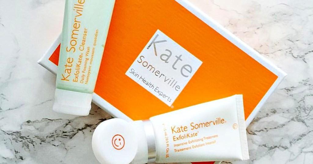 Kate Somerville ExfoliKate Try Me Kit