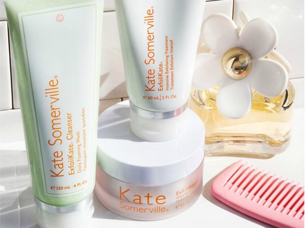 Kate Somerville Exfolicate Try Me Kit
